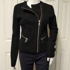 Line Wool Jacket